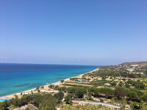 Zambrone Beach Villa, Tropea, Calabria, Italy