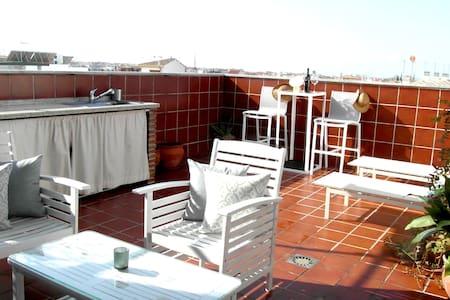 TURISTIC LICENCE: VFT/GR/00185. TERRACE & PARKING - Armilla - Apartmen