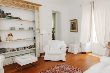 Elegant apartment in Ortigia