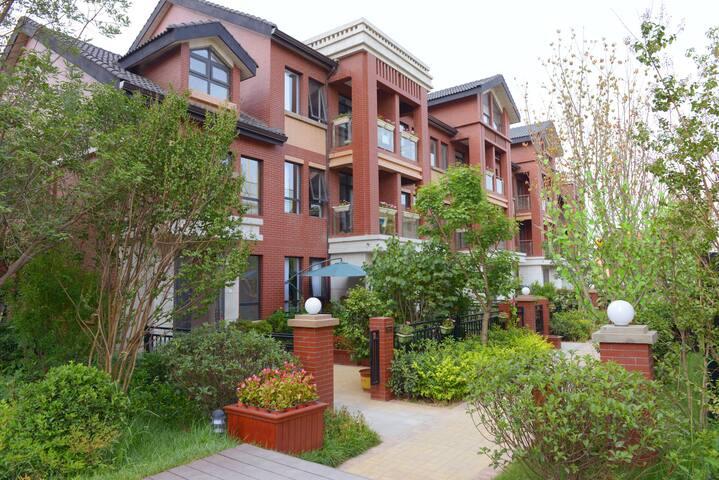 渭河边的院子/三层小别墅/花园车位 - Xian Shi - Villa