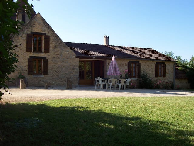 Holiday rental in the Dordogne  - Le Bugue - Dům