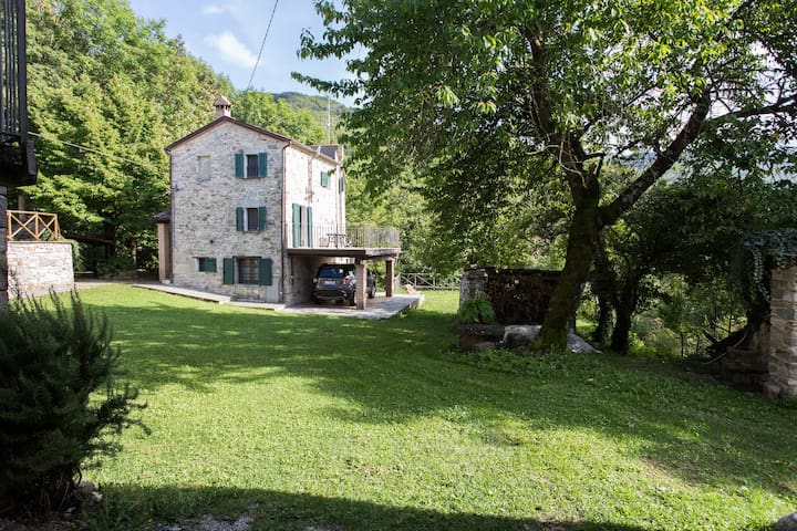 Antica casa di Moleto.a  Pennabilli
