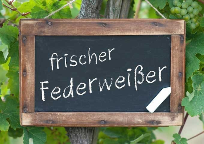 Federweiß available in November