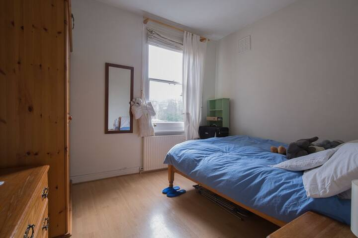 Lovely Double Room with parking. - Londyn - Apartament