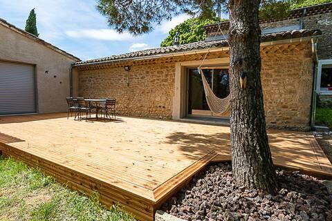 le Gîte de Panaye, à Montoison, en Drôme.