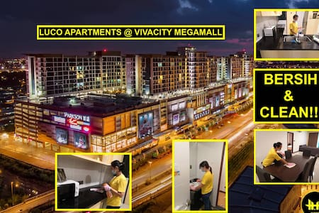 Luco Apartments @ Viva City Megamall (Studio)