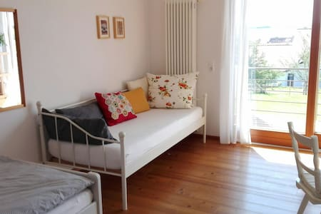 #2 Sonnige Zimmer mit Balkon