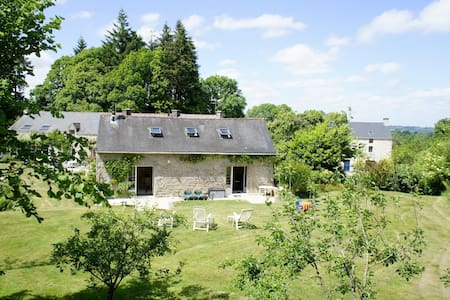Charming country house near Vannes - Locqueltas