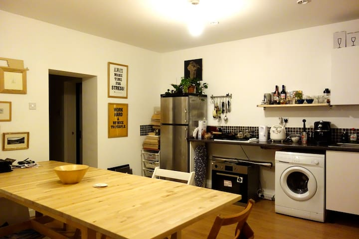 Double room 16 min from Victoria - London - Apartmen