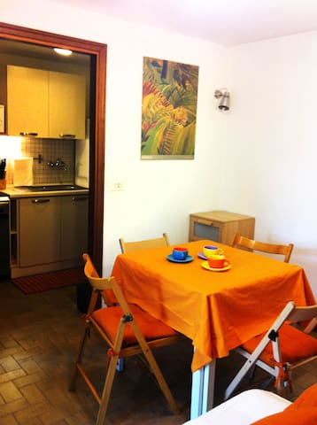 Small and affordable apt in Prato - Prato - Appartement