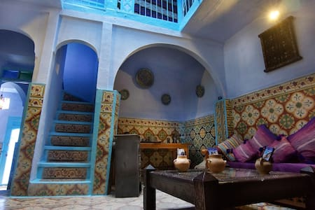 Basic Double Room - Chefchaouen