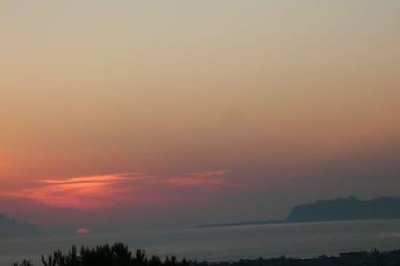 Villa with view on the Egadi isles - มาร์ซาลา - วิลล่า