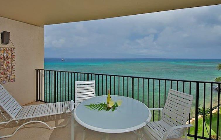 Seaside Kahana Condo - Lahaina - Apartment
