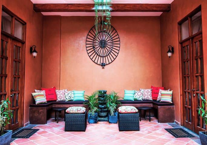 Boutique apart-hotel - Old town center (C) - Casco Antiguo - Apartmen perkhidmatan