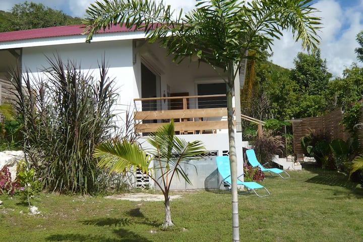 Villa LAGON tout confort à seulement 400m du lagon
