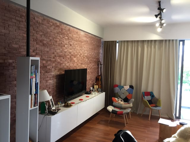 3 bed Apt. in the heart of town - Lemesos - Apartment