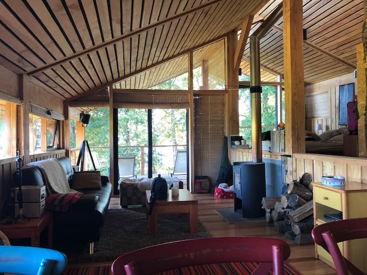Cameron Lodge  - Lake Caburgua