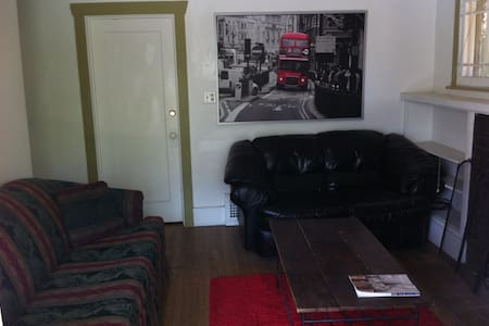 Male Only Private Room by the Provo Library - Provo - House
