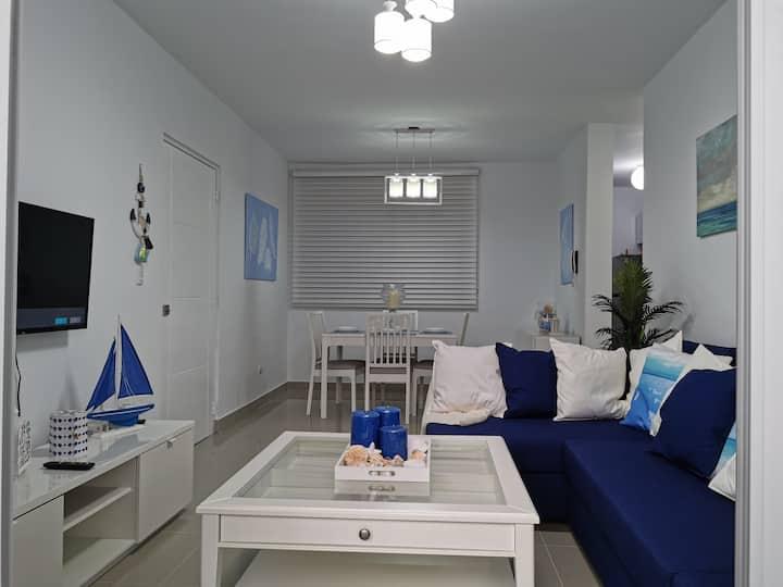 Excelente y acogedor apartamento vacacional