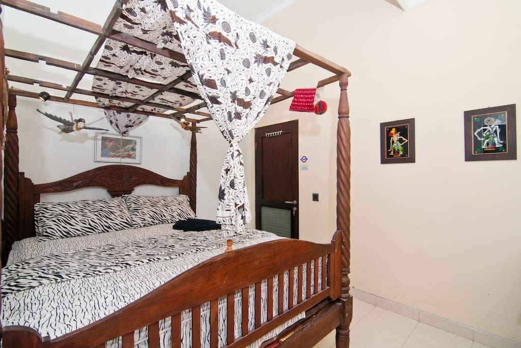 theSawah Home Hotel 1: Guest Room