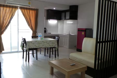 The Iris Chotana 1 Bedroom LDK : A - 치앙 마이(Chiang Mai)