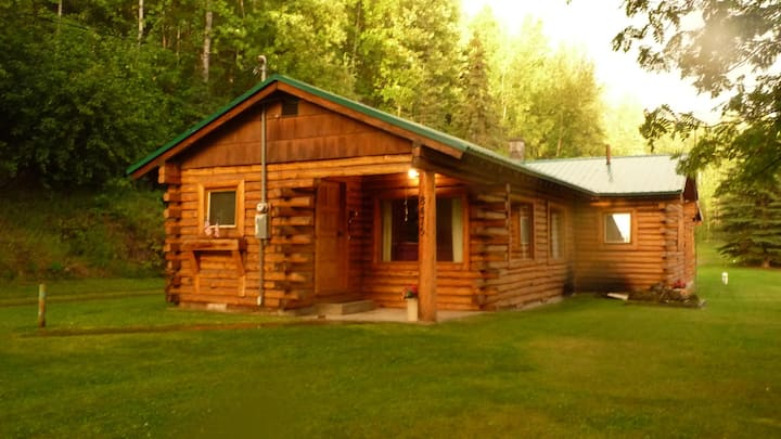 Fall Special - $115 a night - Alaskan Homestead