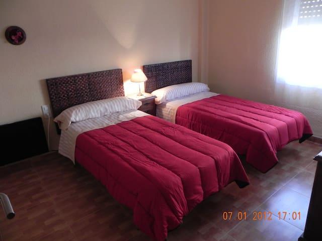 Apto. Benimaclet con Wifi y garaje - Valencia - Apartment