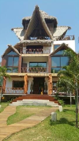Casa Merkaba - Puerto Escondido - House