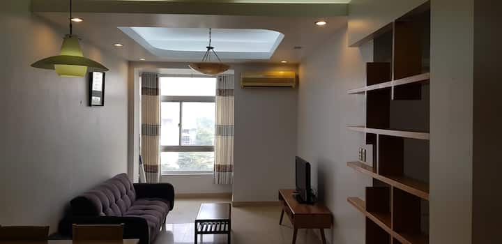 sky garden 2 bed room / center of phu my hung