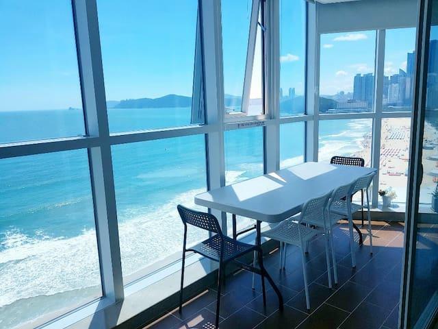 PaledeCZ, 255m2, 20s to beach, 5Q beds, ocean view