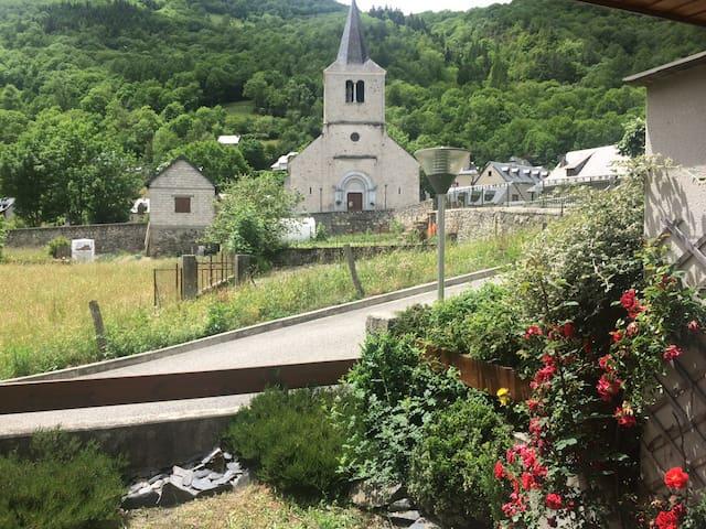 Chalet de charme à Saint Lary - Vignec