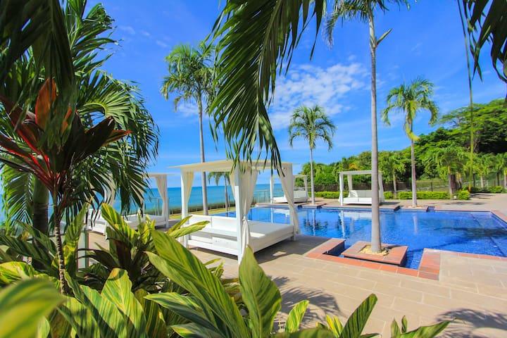 *2201 Apartamento en Playa El Palmar -PANAMA