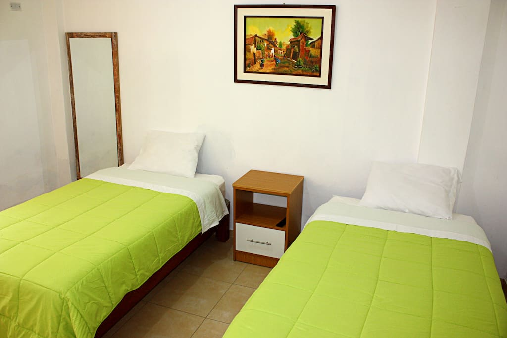 Habitación Doble (Twin beds)