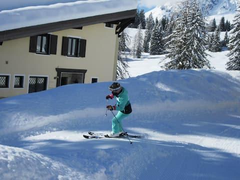 Top 6 Apartmenthaus Hochkönig - 90 m² -Ski-in/out