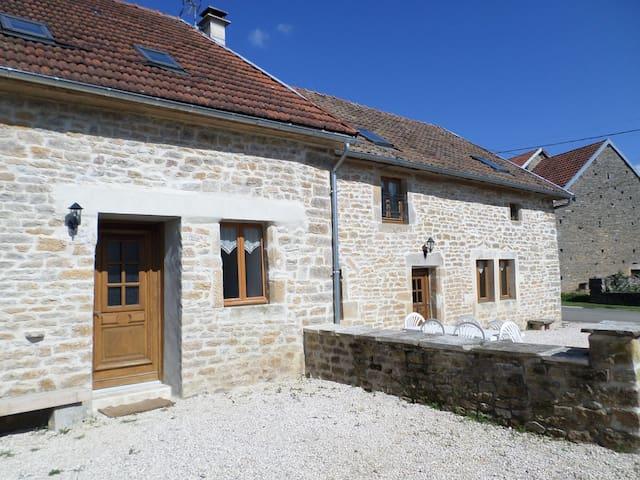 Bourgogne : maison 165 m2 - Blaisy-Haut