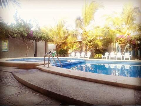 Habitación 8 Hotel Garapacho
