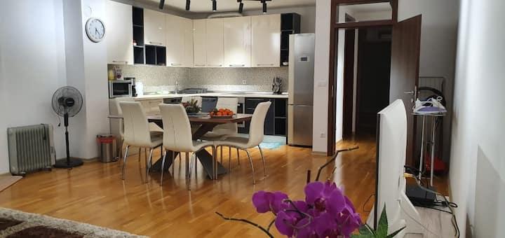 ★ New Luxury Penthouse 3 BR 2Bath - Top Floor ★