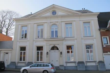 Modern apartment+garden in  17th century building - Meerhout