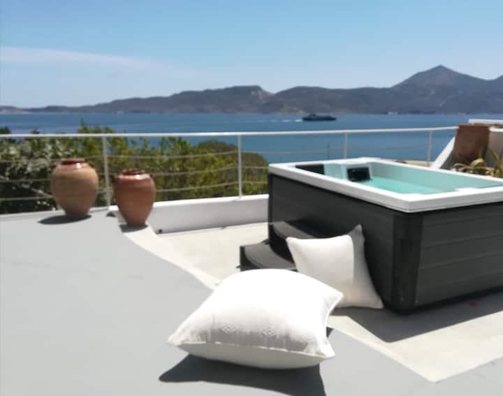 Beautiful Villa Amazing Sea View!