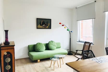 Appartement Guillemins n8