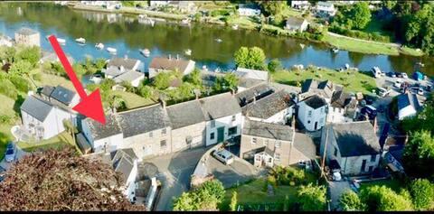 Bluebell Cottage,  Lerryn nr Fowey