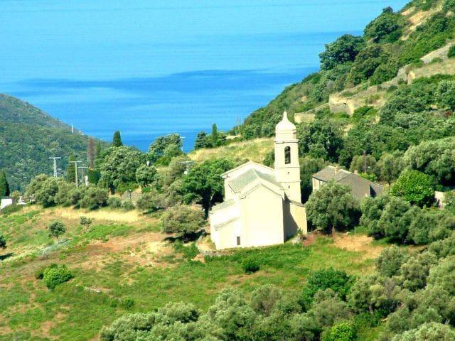 Loc estivale proche mer et montagne - Olmeta-di-Capocorso - Apartment