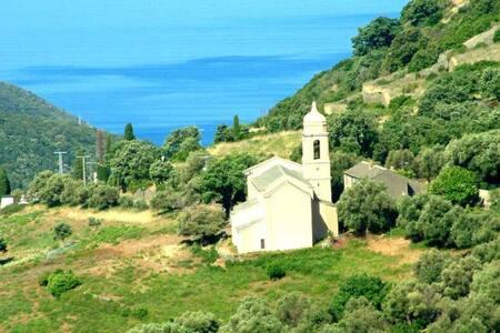 Loc estivale proche mer et montagne - Olmeta-di-Capocorso