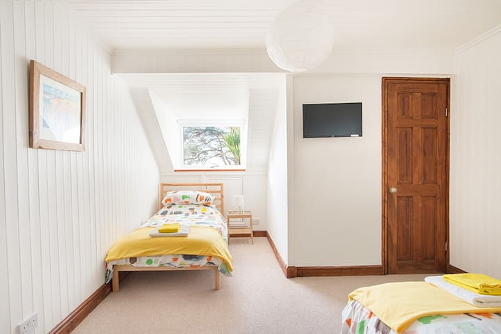 The Twin room at Hawkerland Edge