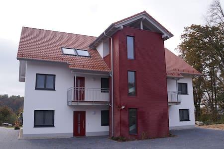 Ferienhof Lohr Urlaub auf dem Bauernhof - Bibertal - 公寓