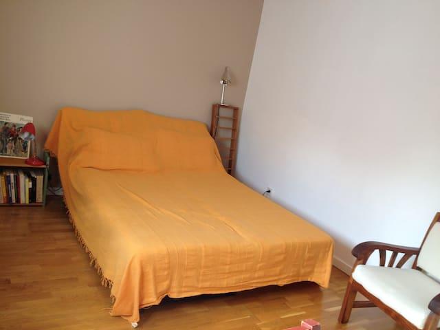 chambre et SdB privée dans maison familiale