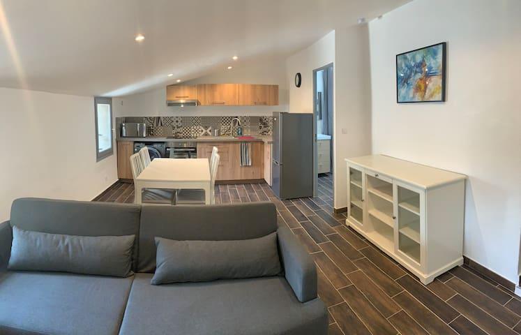 MODERN*S Appartement tous confort