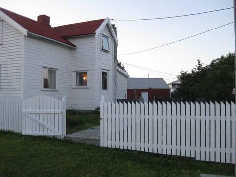 nordlandshus med mulighet for kajakk og båtleie