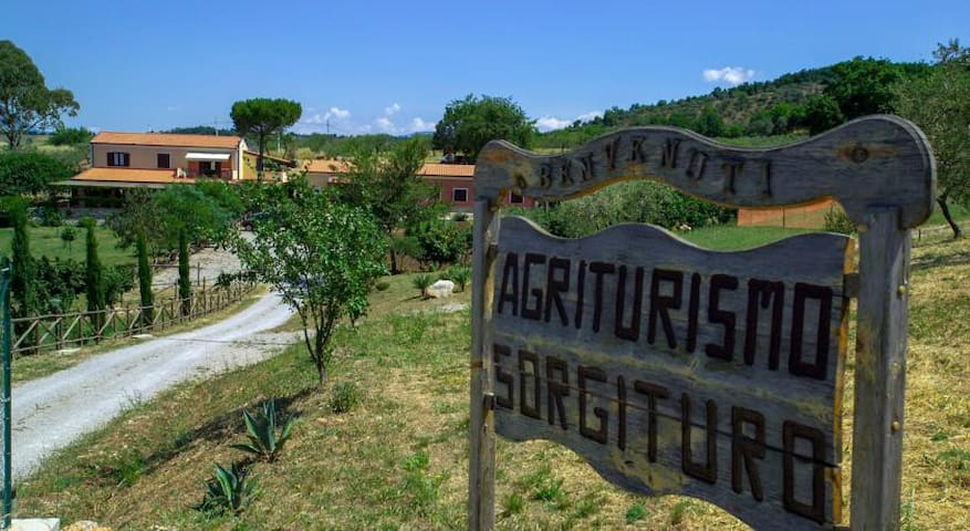 Agriturismo Sorgituro - Postiglione
