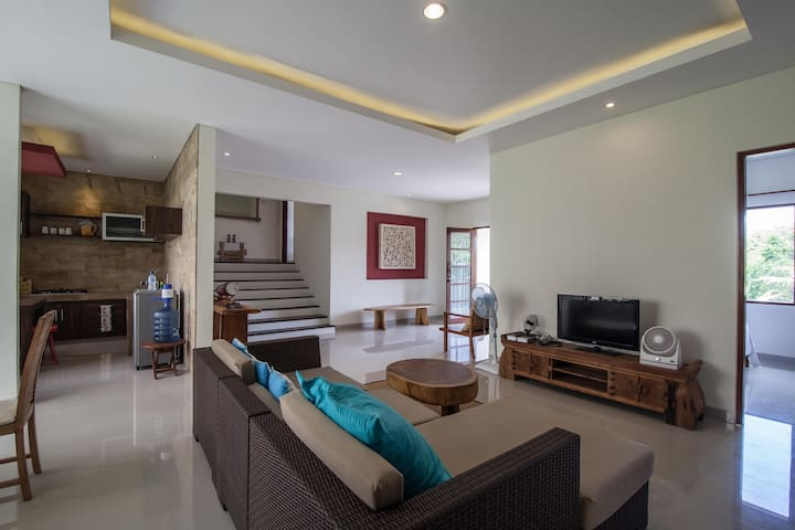 3BR-Perfect Beach Holiday@Nusa Dua